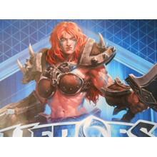 Heroes of the Storm hero Sonya Region Free battle net