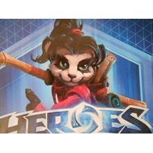 Heroes of the Storm hero Li Li Region Free baHettle net