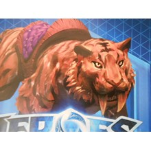 Heroes of the Storm Golden  tiger ROW