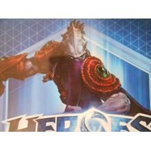 Heroes of the Storm hero Zeratul Region Free battle net