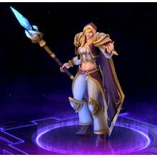 Heroes of the Storm - Jaina Proudmoore Hero(Battle.net)