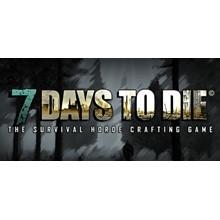 7 Days to Die - STEAM Gift - Region RU+CIS+UA