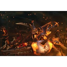 Seth «Cicatrix Regalia» for the hero Nyx Assassin