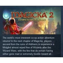 Magicka 2  STEAM KEY RU+CIS LICENSE  💎