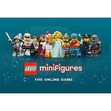 LEGO Minifigures Online Figures Pack