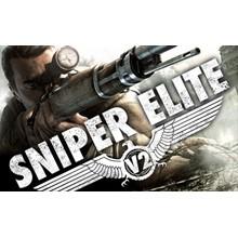 Sniper Elite V2 (RU/CIS activation; Steam ROW gift)