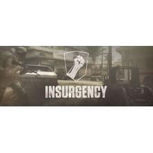 Insurgency (RU/CIS activation; ROW Steam gift)