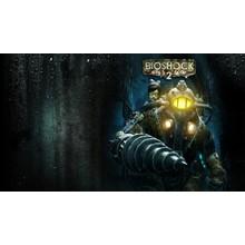 BioShock 2 (RU/CIS activation; Steam ROW gift)