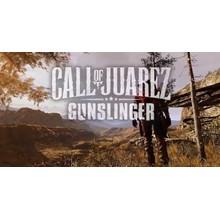 Call of Juarez Gunslinger (RU/CIS activation;Steam ROW)