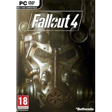 Fallout 4 (Steam KEY) + GIFT