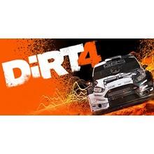 DiRT 4 CD-KEY RU + CIS, STEAM Key