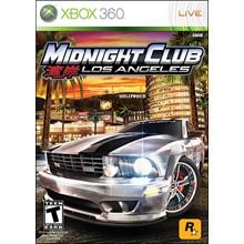Midnight Club: LA, Enslaved, Gears of War 3 Xbox 360
