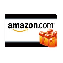 AMAZON Gift Card any denomination from $ 5 to $ 1999.