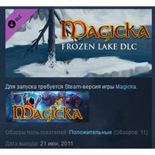 Magicka: Frozen Lake STEAM KEY REGION FREE GLOBAL