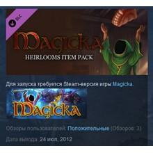 Magicka Heirlooms Item Pack STEAM KEY REGION FREE GLOB