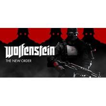 Wolfenstein: The New Order (STEAM KEY / RU/CIS)