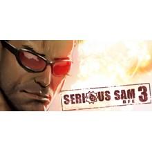 Serious Sam 3: BFE (STEAM KEY / REGION FREE)