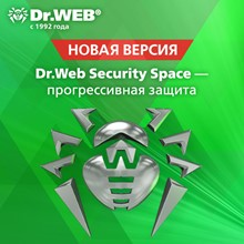 Dr.Web: 5 PCs and 5 mob. device: renewal * for 1 year