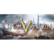 Sid Meier´s Civilization V 5 Steam gift (RU/CIS) +BONUS