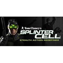 Tom Clancy´s Splinter Cell (STEAM GIFT / RU/CIS)