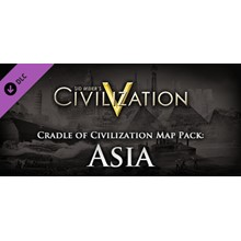 Civilization V: Cradle of Civilization - Asia (DLC)