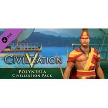 Civilization V Scenario Pack: Polynesia (DLC) STEAM