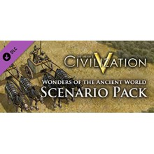 Civilization V - Wonders of the Ancient World Scenario