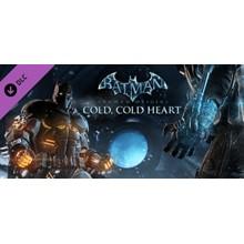 Batman: Arkham Origins - Cold, Cold Heart (STEAM / ROW)