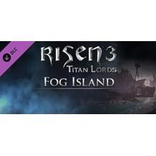 Risen 3 - Fog Island (DLC) STEAM GIFT / RU/CIS