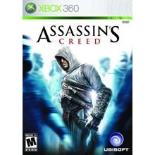 Assassin´s Creed 1,2, Revelations, Brotherhood Xbox 360