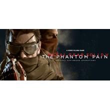 Metal Gear Solid V:The Phantom Pain STEAM KEY SCAN