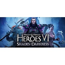 Might & Magic:Heroes VI -Shades of Darknes (Steam Gift)