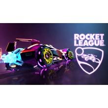 Rocket League + 3 DLC (Steam Gift RU/UA/KZ/CIS) + BONUS