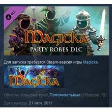 Magicka: Party Robes STEAM KEY REGION FREE GLOBAL