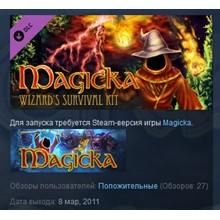 Magicka: Wizard´s Survival Kit STEAM KEY REGION FREE