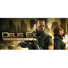 Deus Ex The Fall (RU/CIS activation Steam gift)