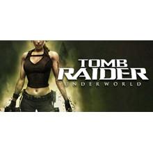 Tomb Raider: Underworld (STEAM KEY / REGION FREE)