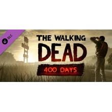 The Walking Dead 400 Days DLC Steam gift (RU/CIS)