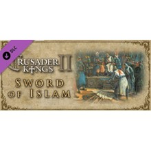 Crusader Kings II: Sword of Islam STEAM KEY/REGION FREE