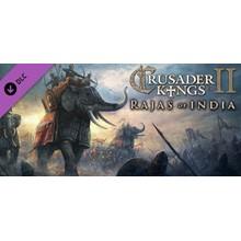 Crusader Kings II: Rajas of India (DLC) STEAM / RU/CIS