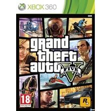 GTA 5, NIGHT FIGHT + 5 the XBOX 360 GAMES