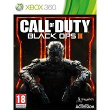 Xbox 360   Call of Duty Black Ops III  TRANSFER +GAME