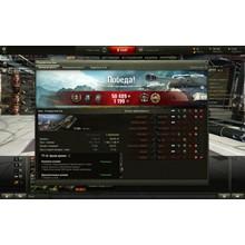 WOT Personal combats tasks LBZ T55 a RPGcash