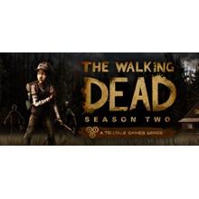 The Walking Dead: Season Two (STEAM KEY / REGION FREE)
