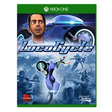 LocoCycle for Xbox One - the code to download the full