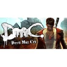 DmC: Devil May Cry (STEAM KEY / RU/CIS)