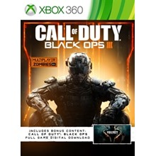 Call of Duty: Black Ops 3 + BO XBOX 360 (Only Russia)