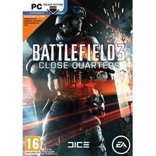 Battlefield 3: Close Quarters (Origin key)(DLC)