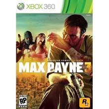 Max Payne 3, Batman: Arkham City XBOX 360