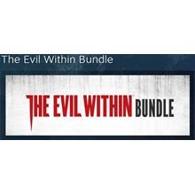 Evil Within Bundle 💎 STEAM GIFT RU